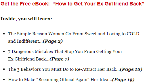 How to Re-Attract Your Ex Girlfriend Back to You